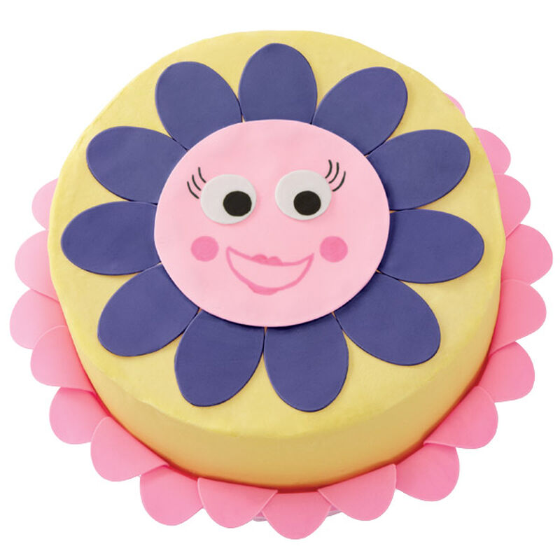 Petaled Personality Cake image number 0