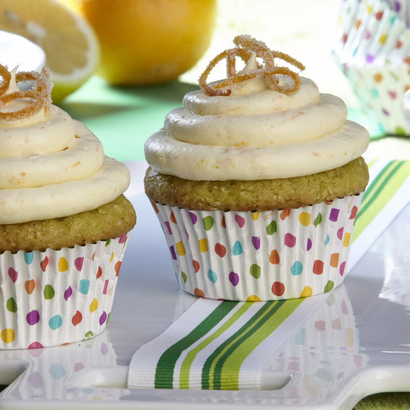 Citrus Avocado Cupcakes image number 1