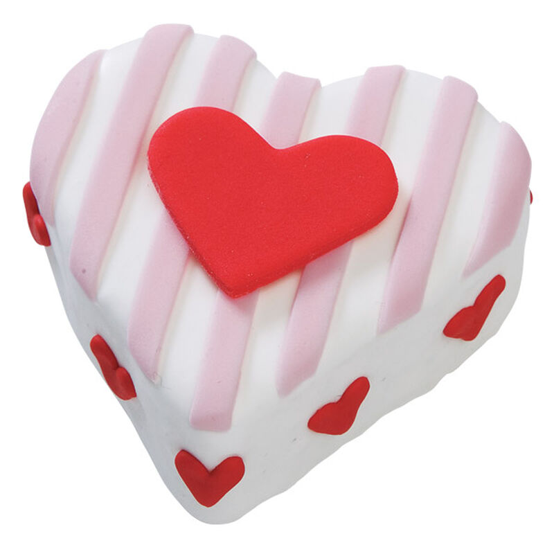 Give Your Heart Away Mini Cake image number 0