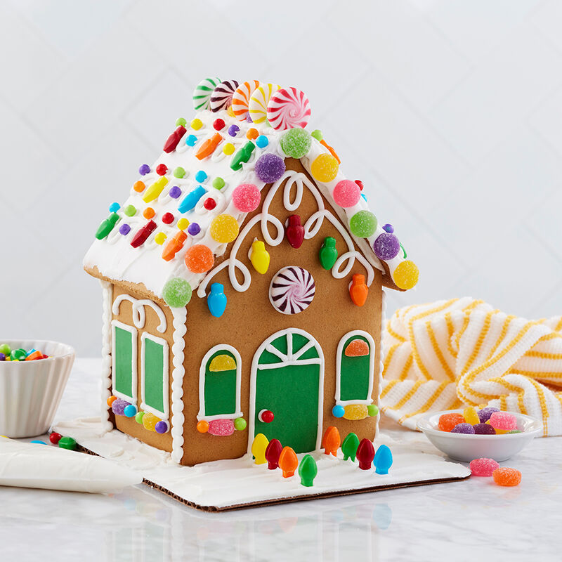 Modern Mood Gingerbread Townhouse #1 image number 0