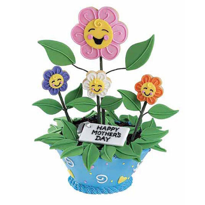 Send Flowers to Mom Cake image number 0