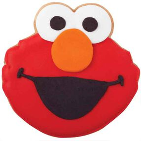 Everybody Loves Elmo Cookies