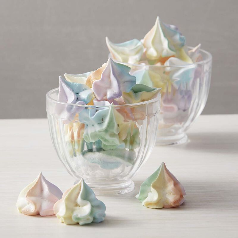 Wilton Colorful Kiss Meringue Cookies image number 0