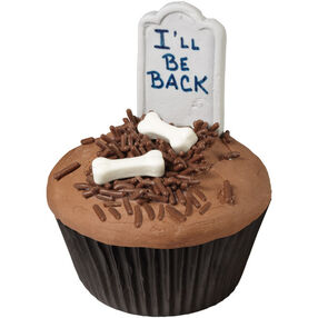Message from the Grave Cupcakes