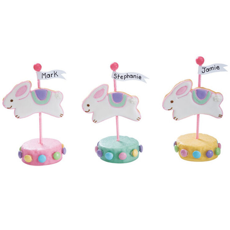 Cottontail Carousel Candy