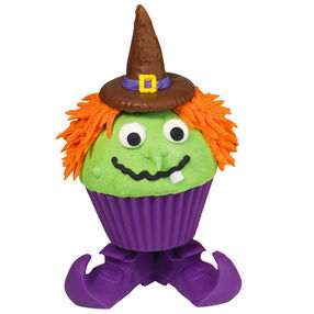 Fearsome Witch Cupcake