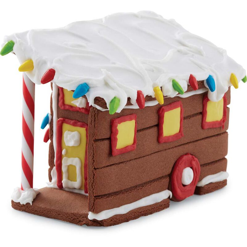Tiny House Gingerbread House #2 image number 0