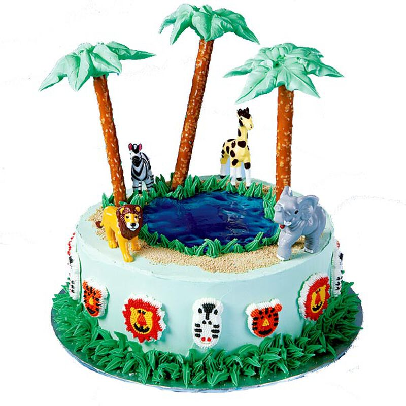 Wildlife Safari Cake image number 0