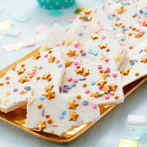 Unicorn Candy Bark