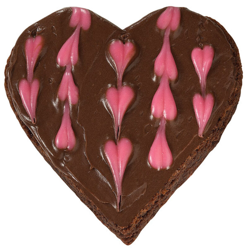 Heart Tugging Treat Brownies image number 0