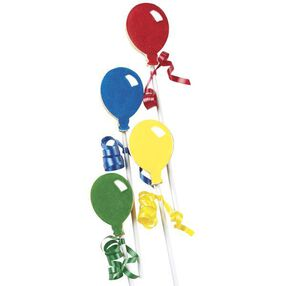 Poppin? Balloons Cookie Pops