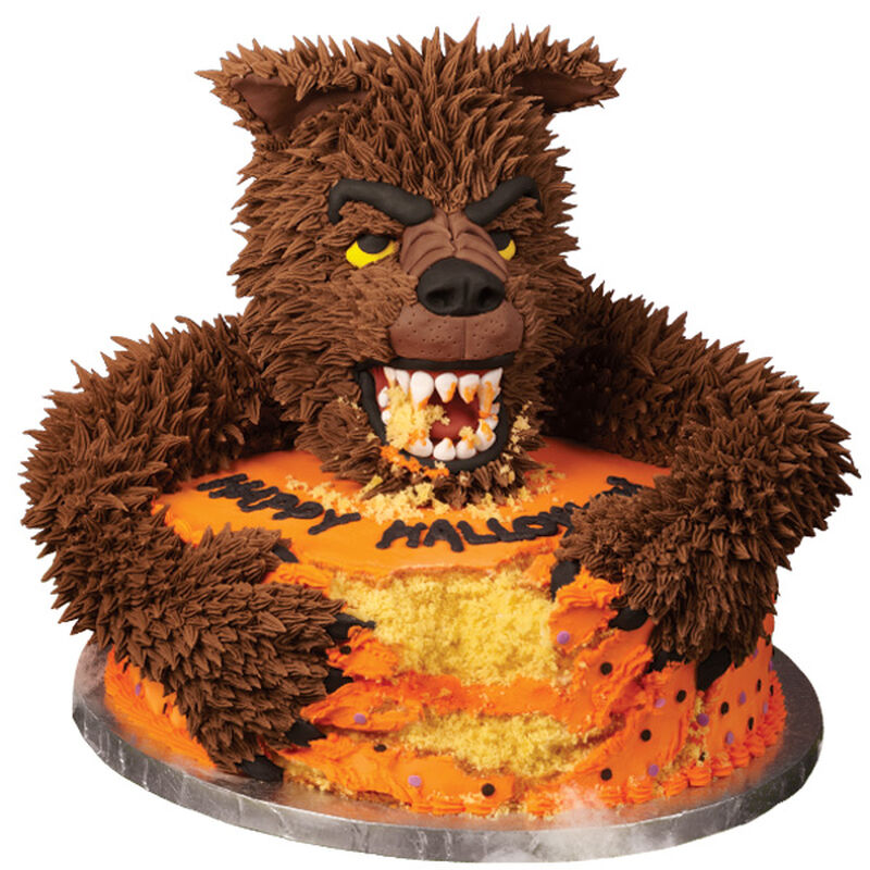 Wolf It Down Cake image number 0