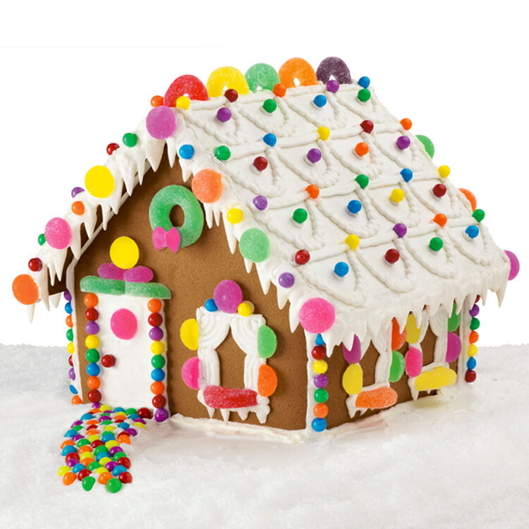 Sweet Shelter Gingerbread House