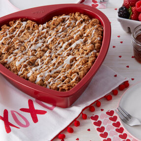 Valentine's Day Baked French Toast Recipe