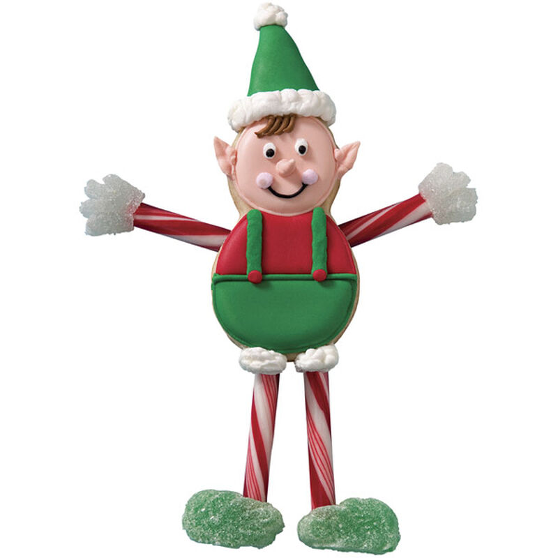 Entertaining Elf Cookie image number 0