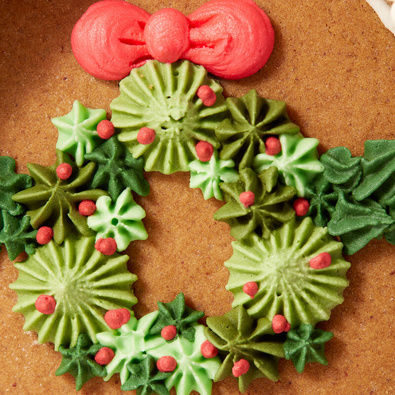 How to Make a Star Wreath image number 1