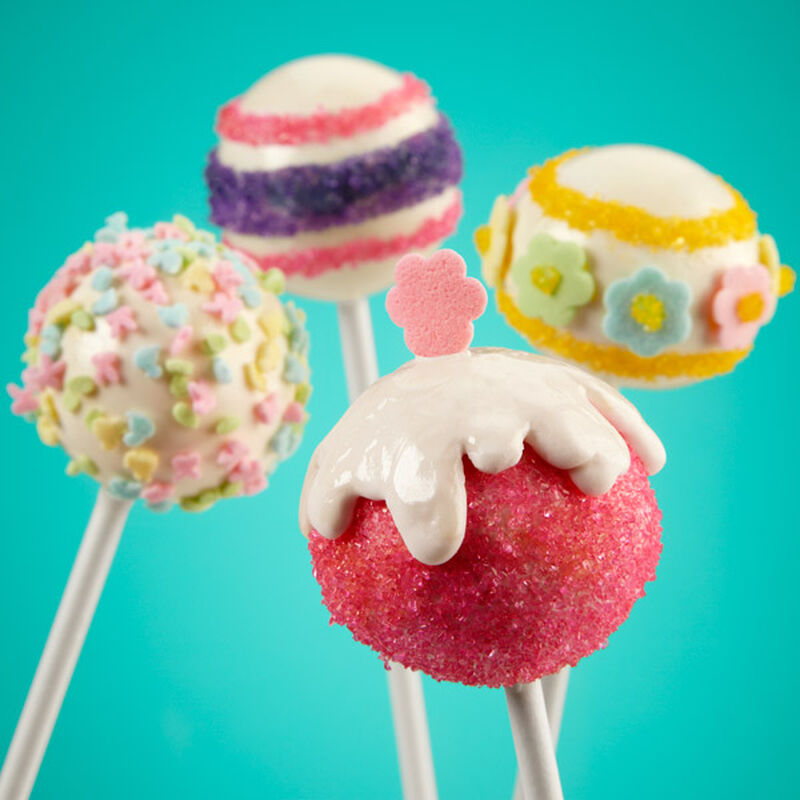 Marshmallow Cake Pops image number 0
