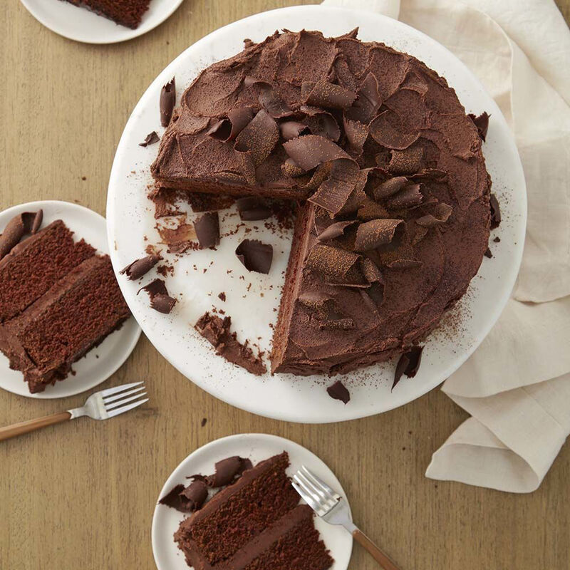 How to Make Chocolate Cake from Scratch