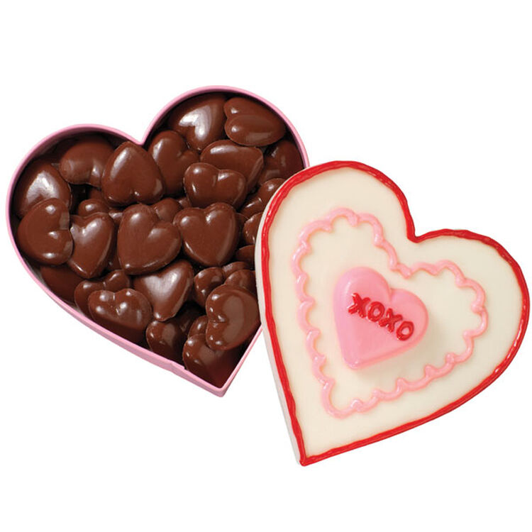 Hearts Filled with Love Candy