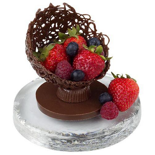 Filigree Fruit Cup