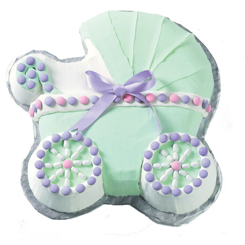 Pretty in Pastels Cake image number 0