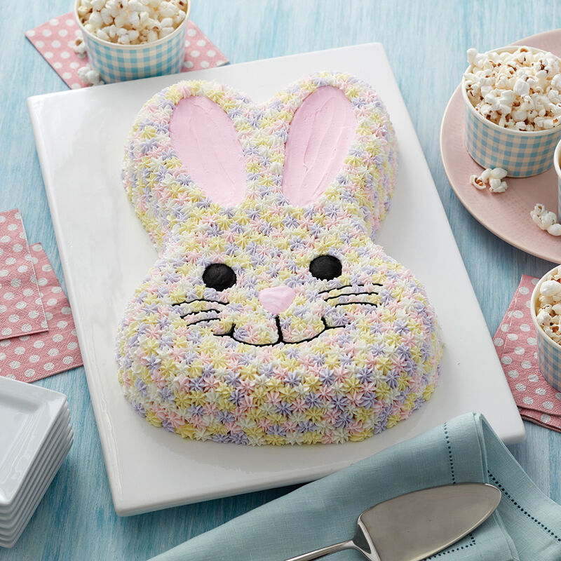 Easter Pastel Bunny Cake image number 0