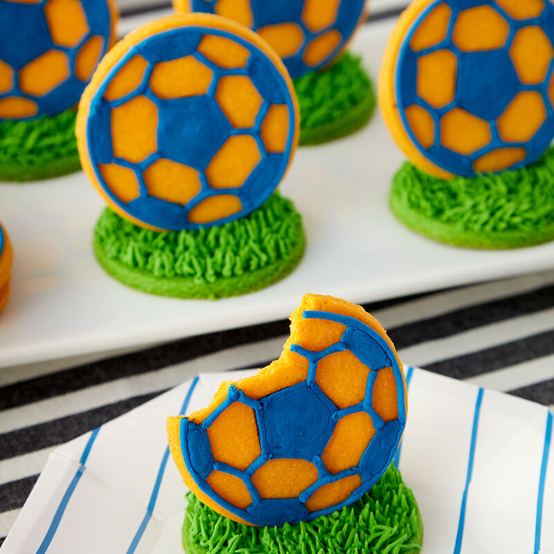 Stand Up for Your Team Soccer Cookies image number 0