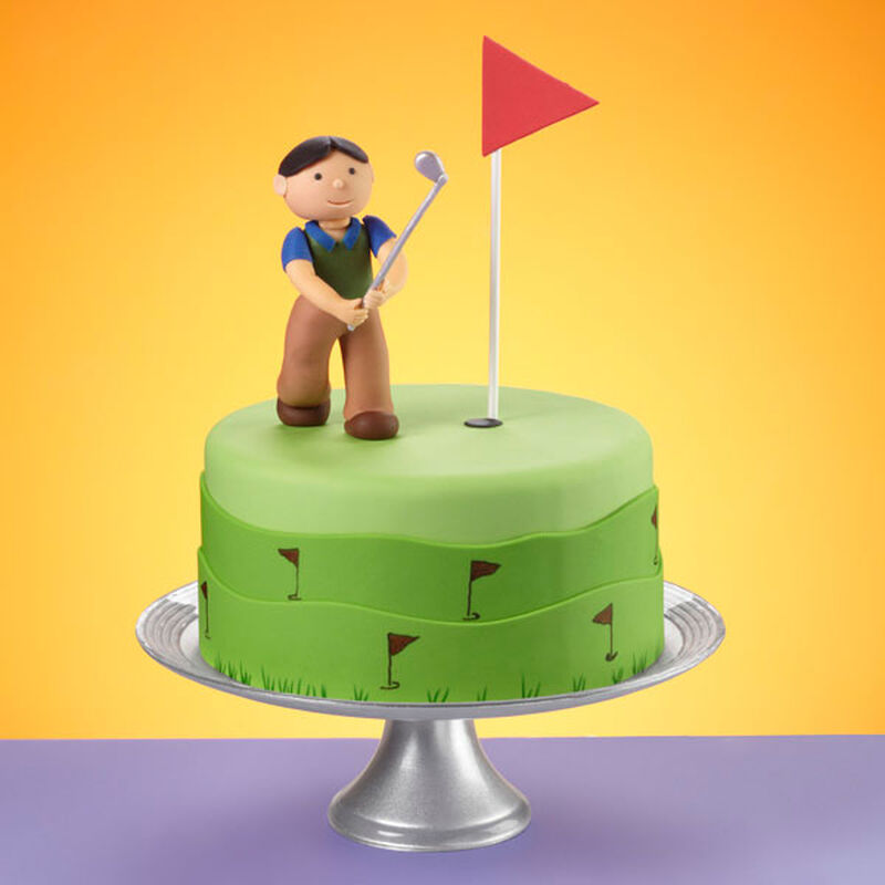 Fore Golf Cake image number 0