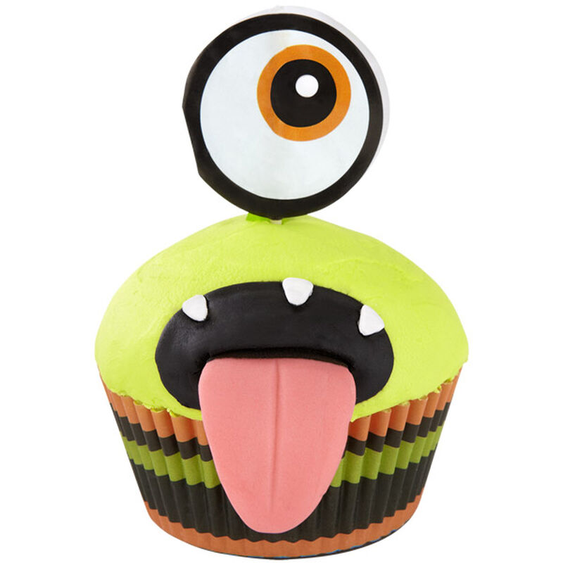 Ahhh-some Monster Cupcake image number 0