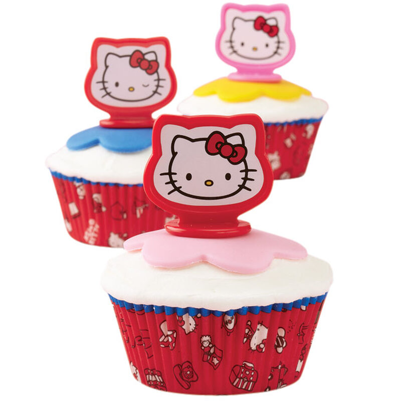 Hello Kitty Cupcakes image number 0