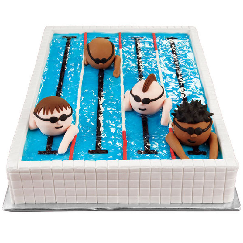 Pool Party Cake image number 0