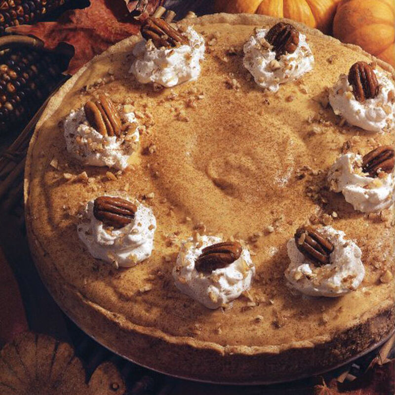 Pumpkin Chiffon Pie image number 0