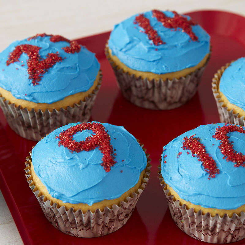 Baseball Cupcakes image number 1
