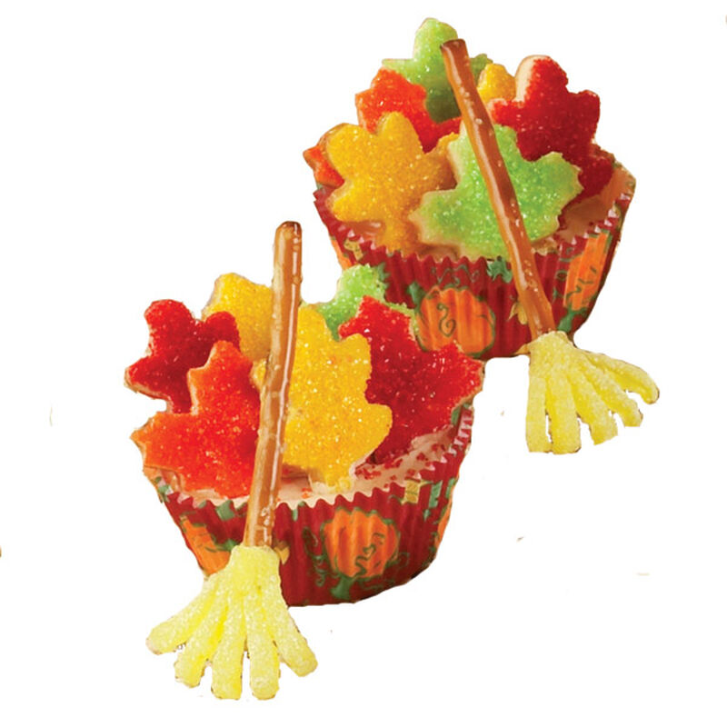Falling Leaves Cupcakes image number 0