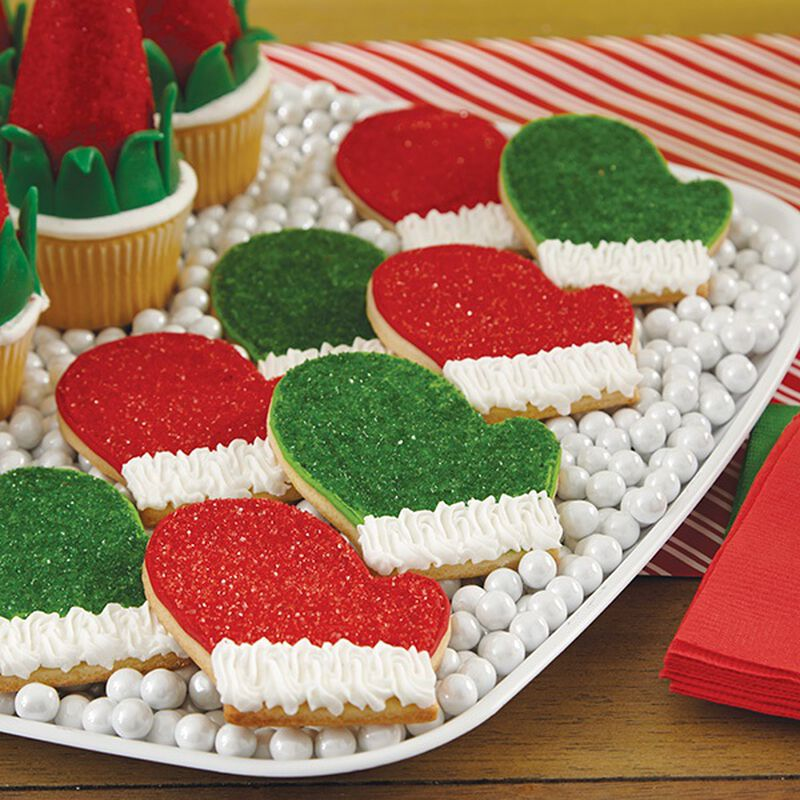 Christmas Mitten Cookies image number 0