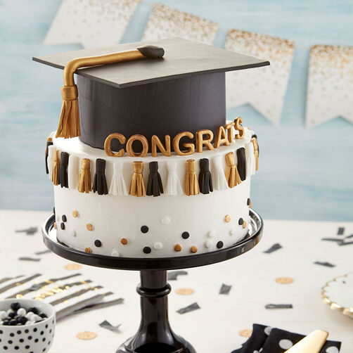 How To Decorate Graduation Cake Pops