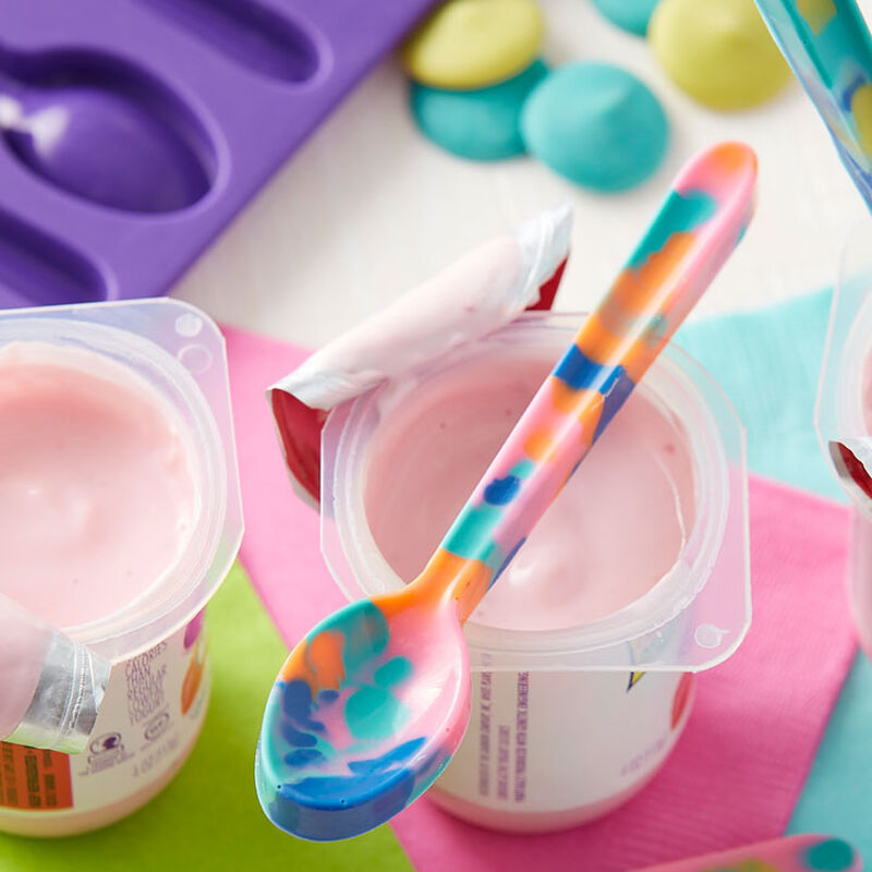 How to Make Candy Melts Candy Spoons