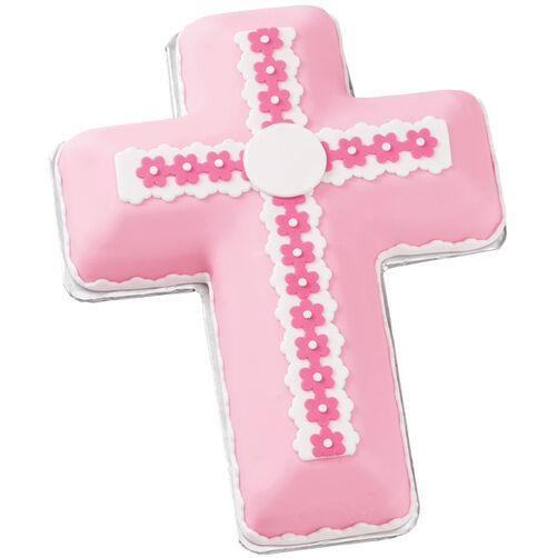 Sweet Salvation Cross Cake