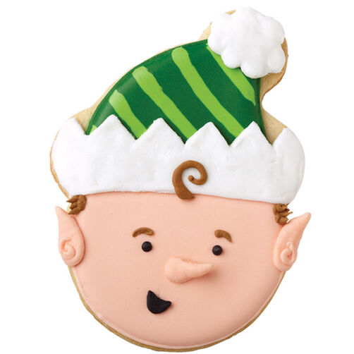 Santa's Elf Cookie