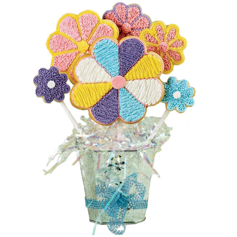 Bright Bouquet Cookies image number 0