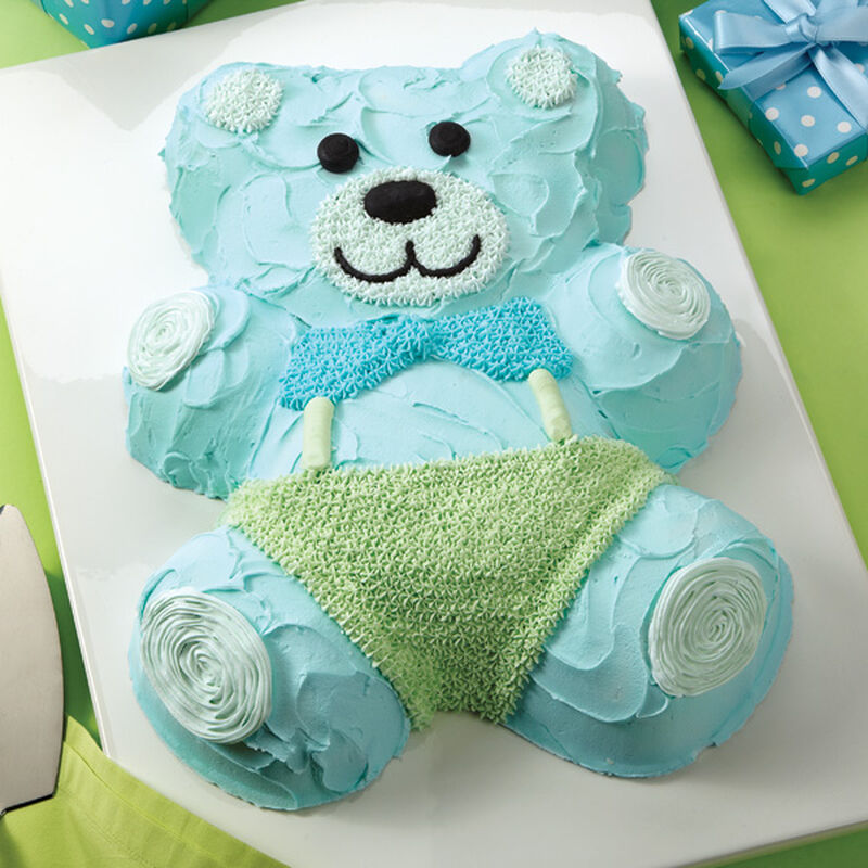 Good Time Teddy Bear Cake image number 0