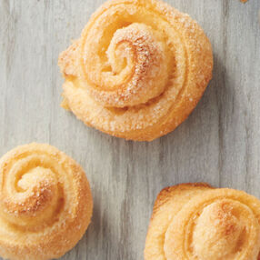 Ribbon Rose Sweet Rolls Recipe