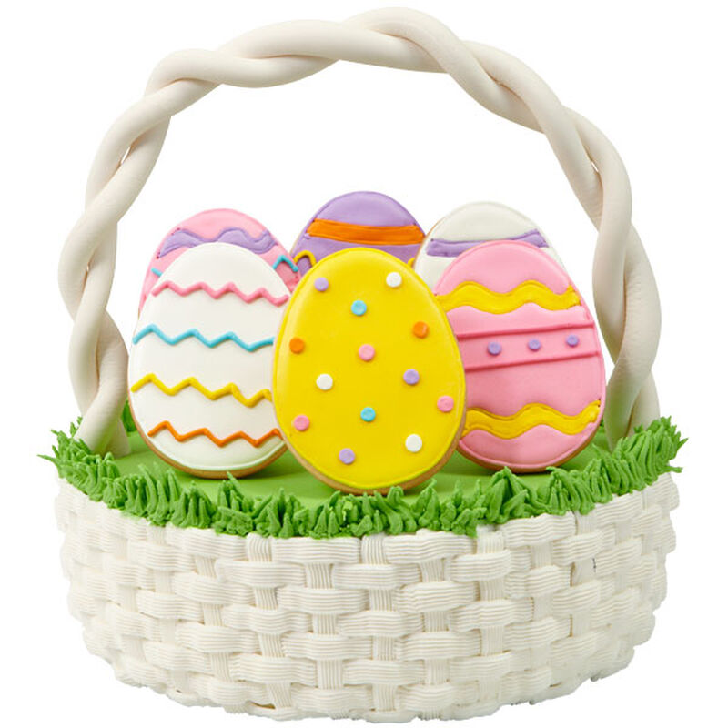Eggs In One Basket Cake and Cookies image number 0