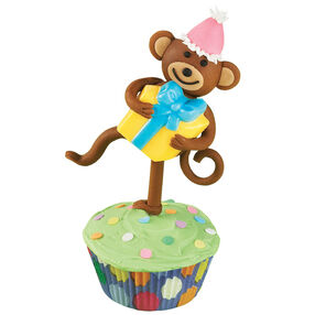 Monkeys Get Funky! Cupcakes