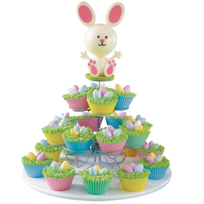 Bunny's On Guard Cupcakes image number 0