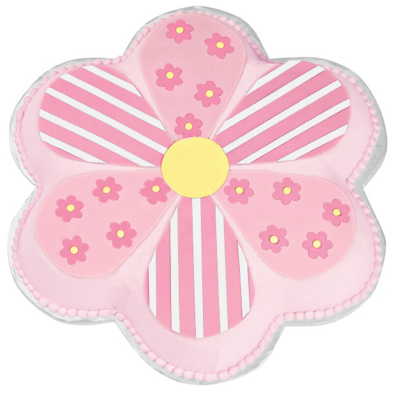 Dancing Daisy Flower Cake image number 0