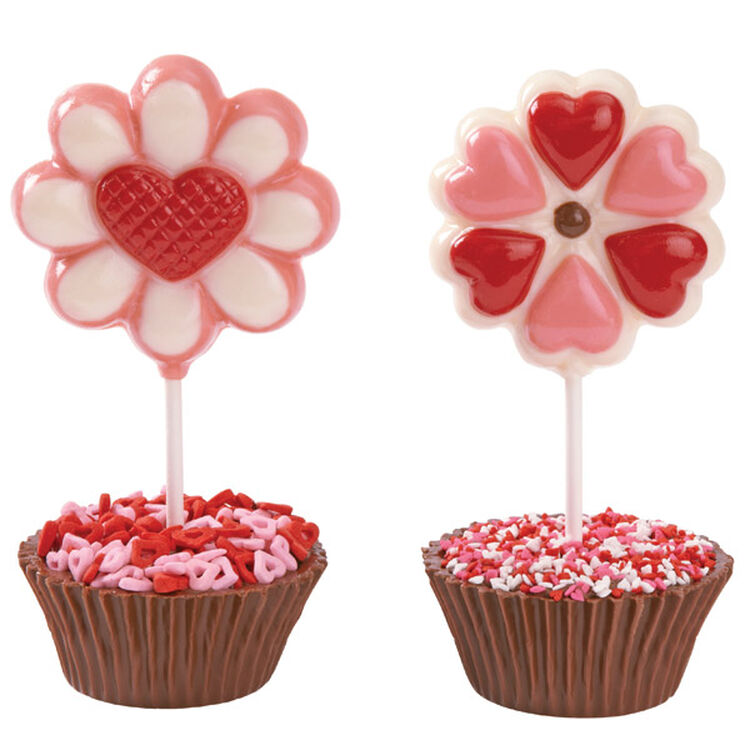 Blooming Love Flower Pots Candy
