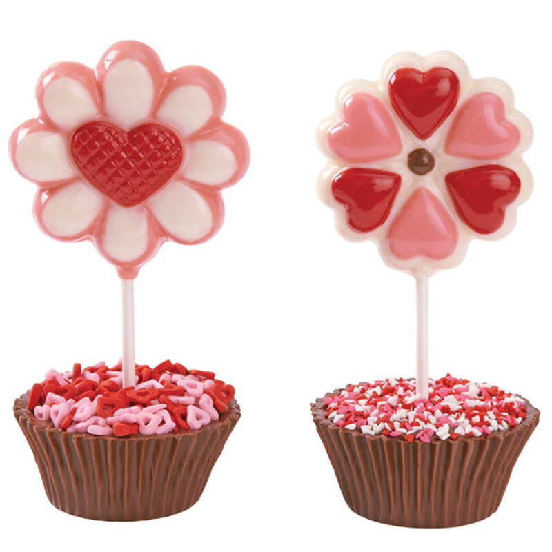 Blooming Love Flower Pots Candy image number 0