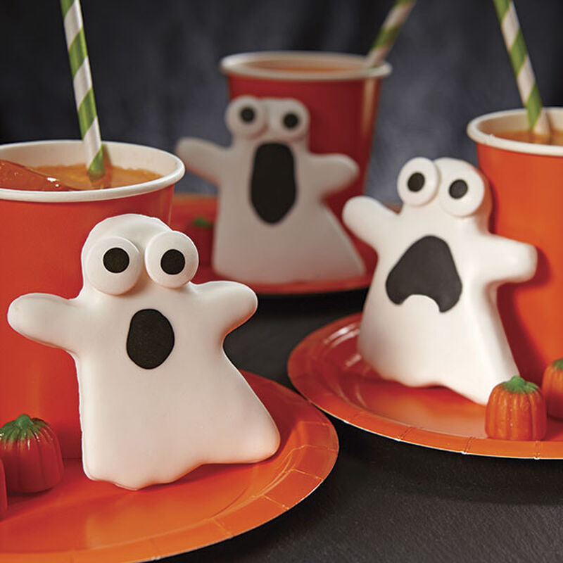 Ghost Cookies - Ghost Halloween Cookies image number 0