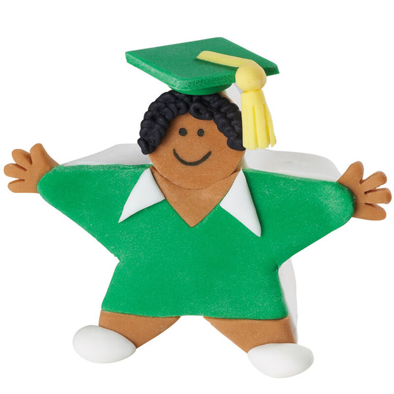 Special Star Graduate of the Day Mini Cake image number 0